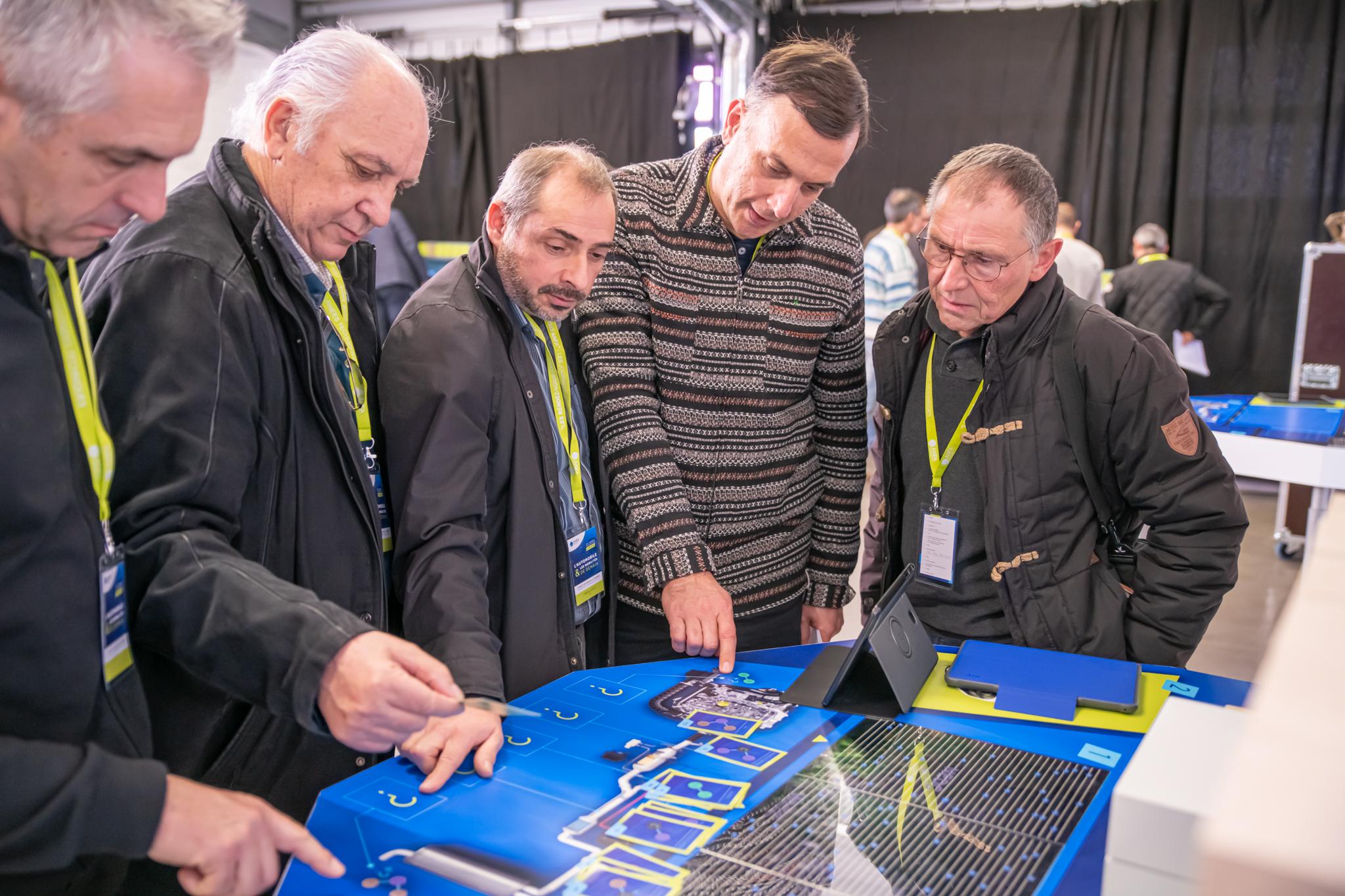 Jean-Luc et Guillaume Planat Photographes vidéaste corpo en PACA et Occitanie
